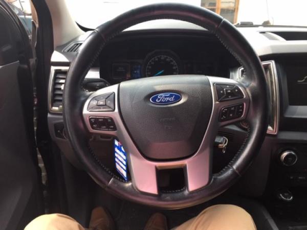 Ford Ranger XLT DCAB 4X4 3.2 año 2017