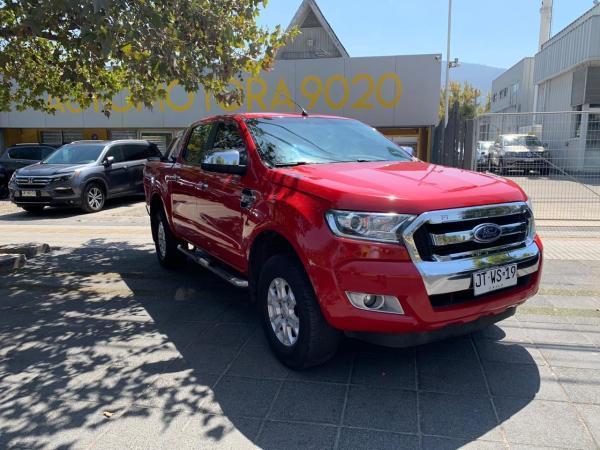 Ford Ranger XLT 3.2 año 2017