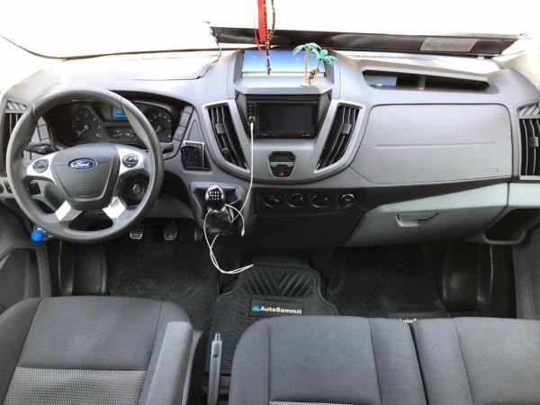 Ford Transit 2.2 Minibus año 2018