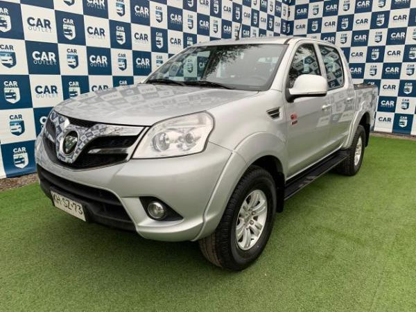 Foton FT 500 D/C 2.8 MT 4X4 año 2018