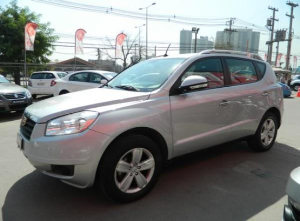 Geely EX7 GS año 2015