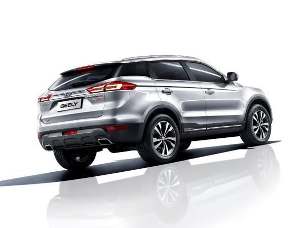 Geely X7 2.0 MT año 2020