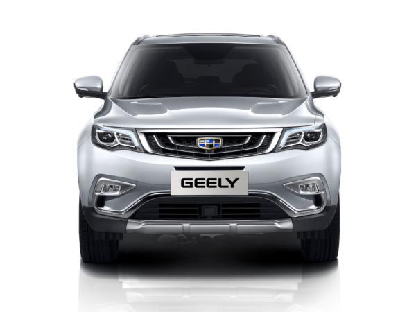 Geely X7 2.4 AT 4X4 año 2020
