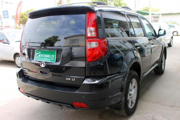 Great Wall Haval 3 LE 2.0 año 2012