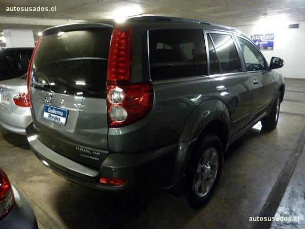 Great Wall Haval LX año 2012