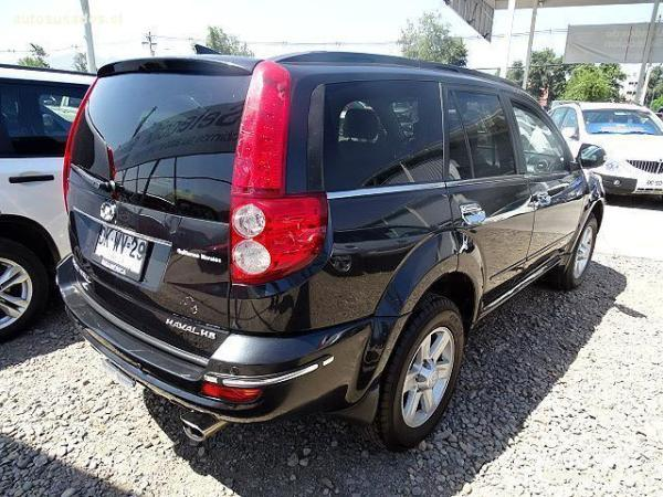 Great Wall Haval  año 2012