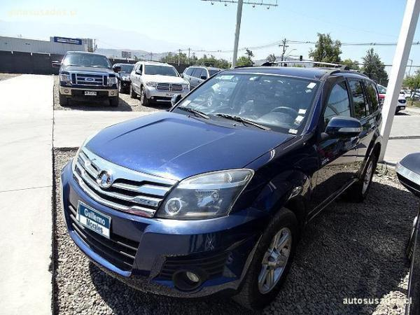 Great Wall Haval H3 LE año 2012