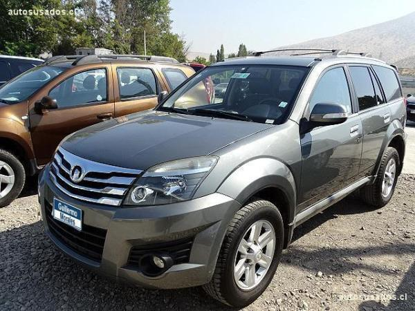 Great Wall Haval  año 2013
