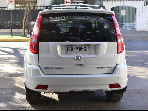 Great Wall Haval H3 LE 2.0 año 2013