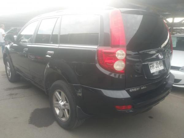 Great Wall Haval h5 lx 2.4 año 2013