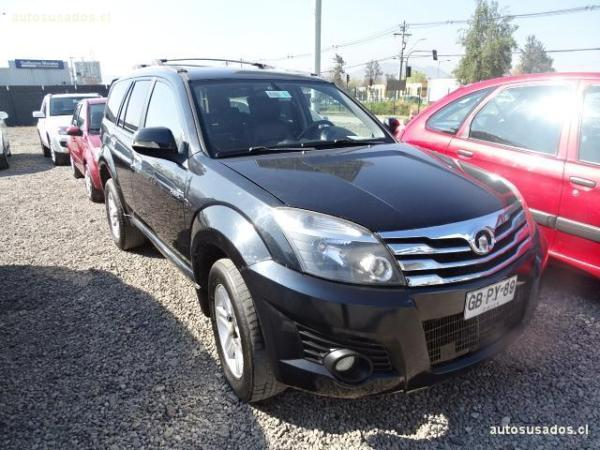 Great Wall Haval LE año 2014
