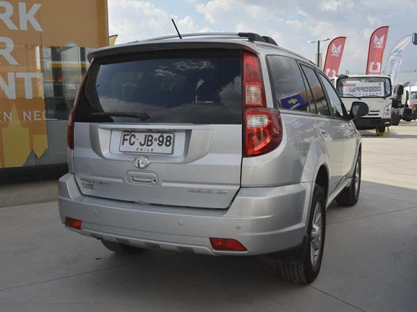 Great Wall Haval HAVAL H3 LE 2.0 año 2014