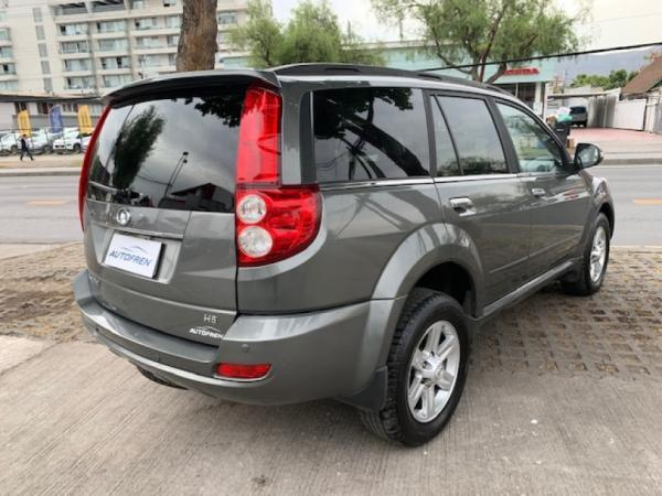 Great Wall Haval H5, año 2015