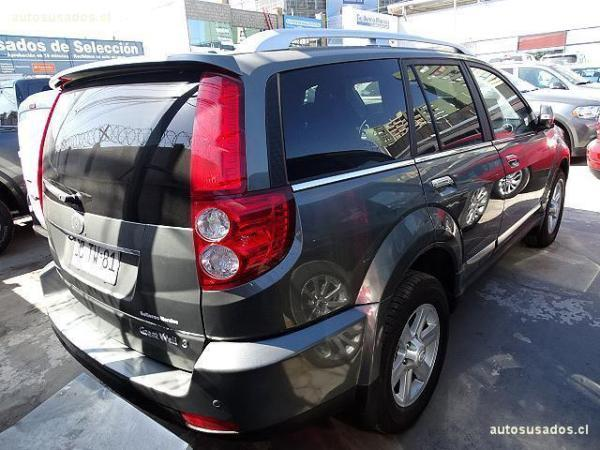 Great Wall Haval LE año 2017
