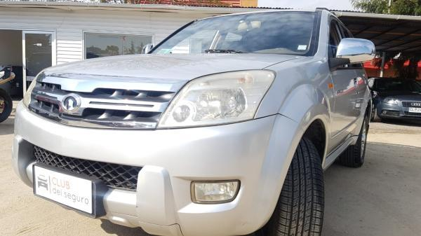 Great Wall Hover 4.2 LE 4X2 año 2009