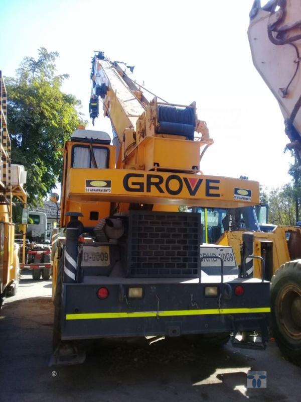 Grove Portuaria rt530 año 2001