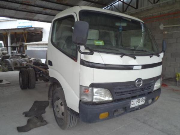 Hino Hino XZU 8.0 ~ CLPB-55 año 2011