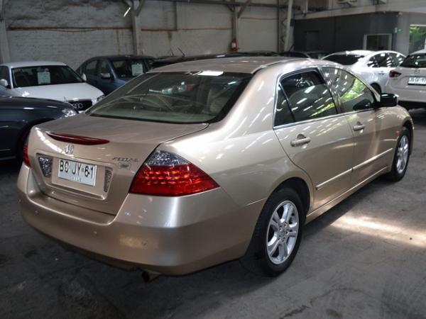 Honda Accord 2.4 EX-L año 2008