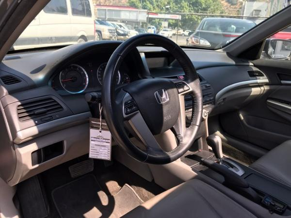 Honda Accord 2.4 EXL 4X4 año 2011