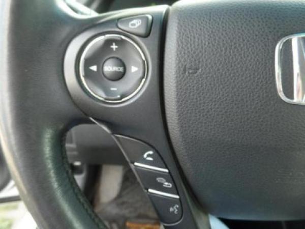 Honda Accord  año 2013