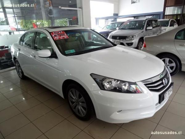 Honda Accord V-6P año 2013
