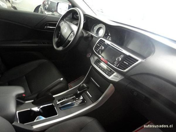 Honda Accord EXL año 2014