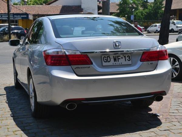 Honda Accord V6 año 2014