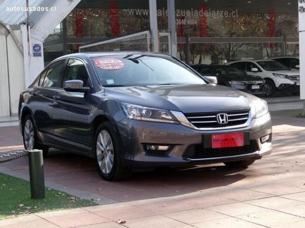 Honda Accord EXL 2.4 año 2015