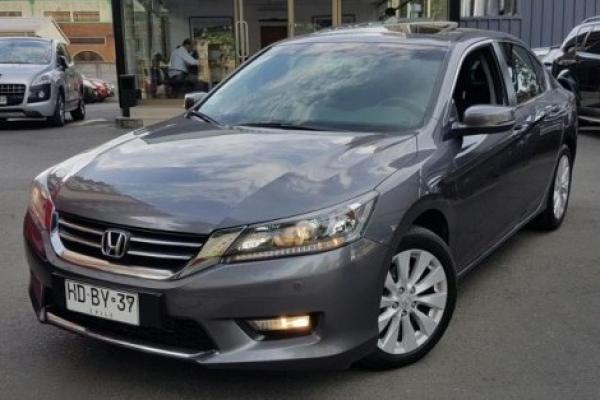 Honda Accord EX L 2.4 año 2015