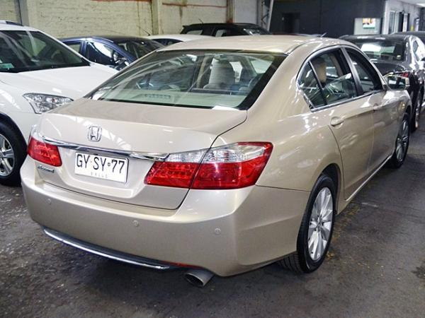 Honda Accord EXL año 2015