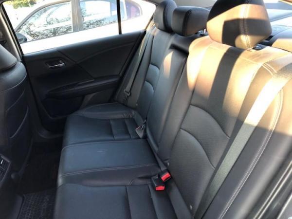 Honda Accord EX-L 2.4 AT año 2015
