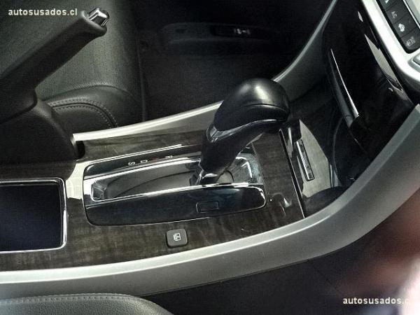 Honda Accord V6 3.5 año 2015