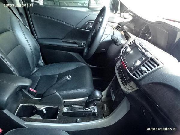 Honda Accord V6 año 2016