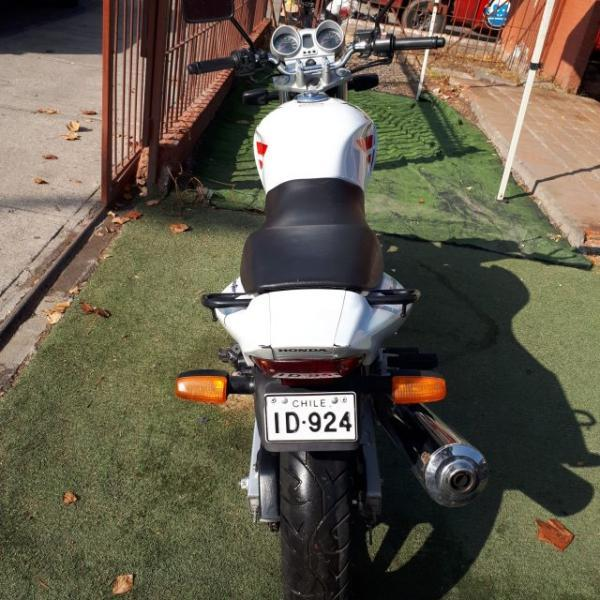 Honda CBX 250 TWISTER $ 1.490.000 año 2013