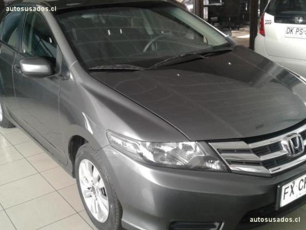 Honda City LX año 2013