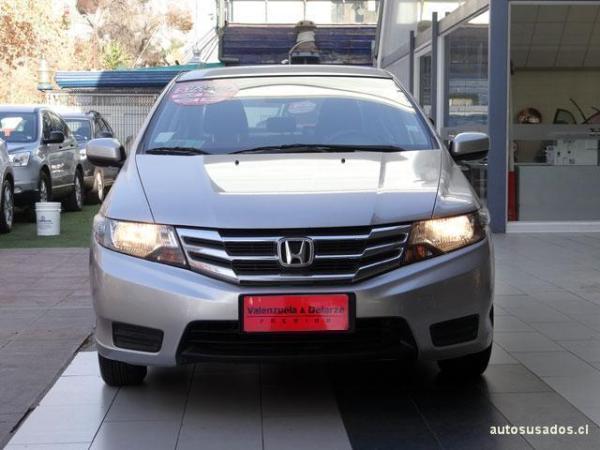 Honda City LX AT año 2013
