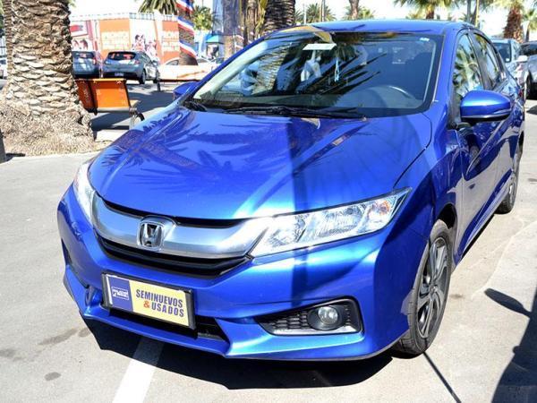 Honda City CITY EX 1.5 . año 2017