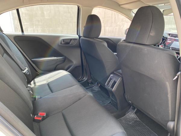 Honda City 1.5 LX AT año 2019