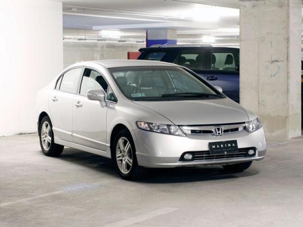 Honda Civic 1.8 EXS 60.000 año 2008