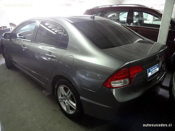 Honda Civic EXS año 2009