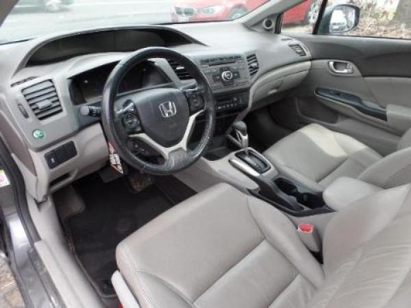 Honda Civic  año 2012