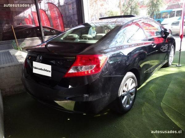 Honda Civic COUPE EX año 2012