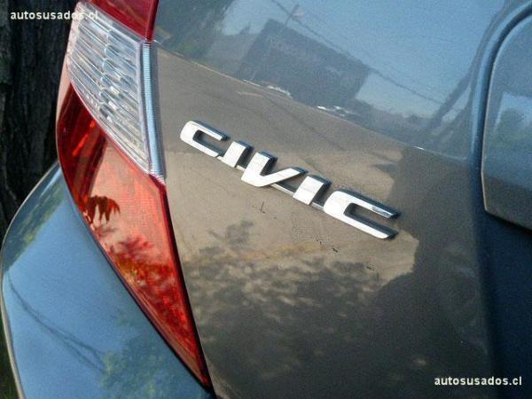 Honda Civic LX año 2012