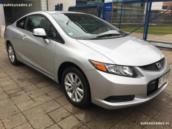 Honda Civic EX 1.8 A/T año 2013