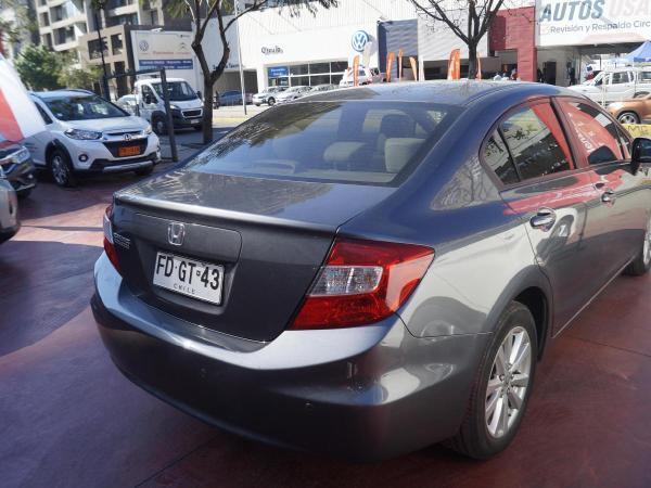 Honda Civic LX año 2013