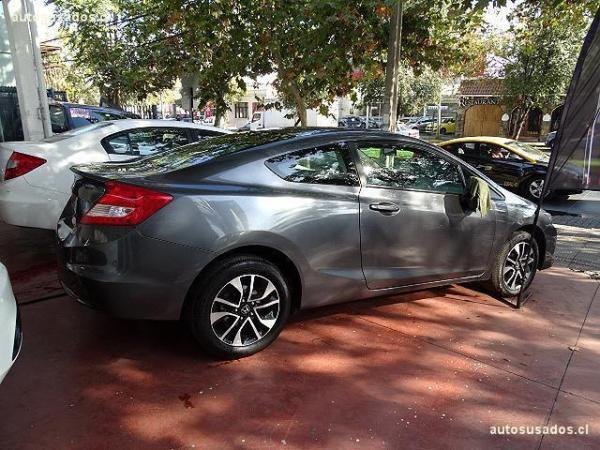 Honda Civic COUPE EX año 2013