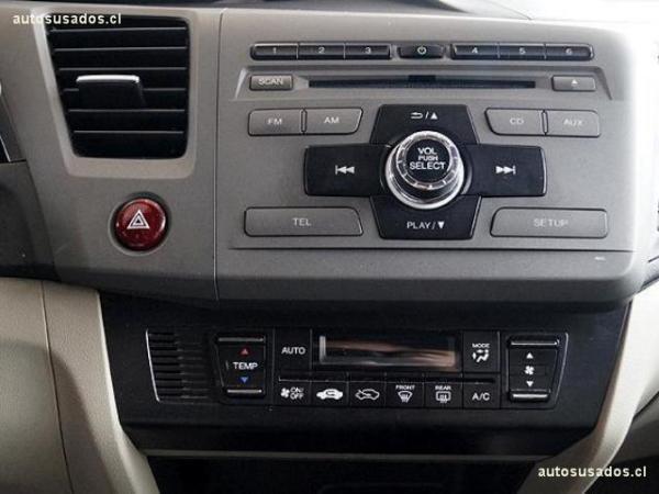 Honda Civic SEDAN EXL 1.8 año 2013