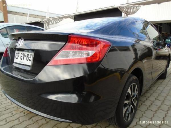 Honda Civic 1.8 año 2014