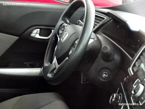 Honda Civic COUPE EX 1.8 AT año 2014