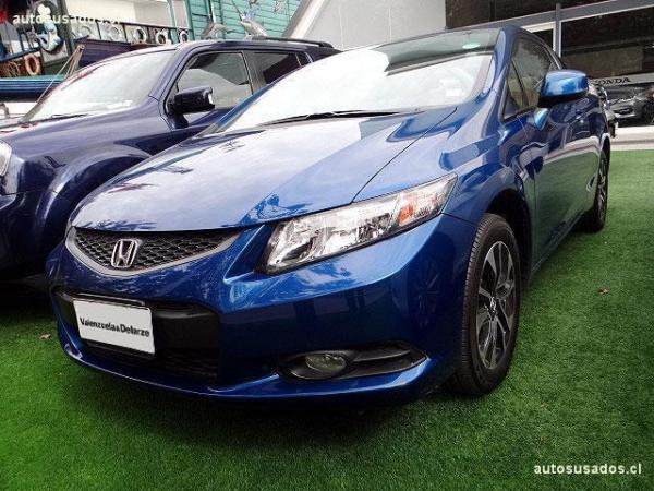 Honda Civic COUPE año 2014